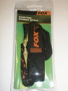 Fox Casting Finger Stall Ambidextrous Carp fishing tackle