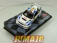 RMIT41F 1/43 IXO Rallye Monte Carlo 2000 : TOYOTA Corolla WRC P.Zanchi