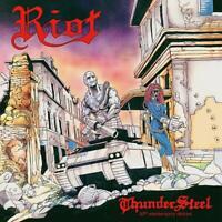 RIOT - THUNDERSTEEL (30TH ANNIVERSARY EDITION)  2 CD NEU