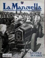 La Manovella 2004/11 Auto-Achille Varzi-Cowwoth-Fordson Major-Riva BM11-Mugello