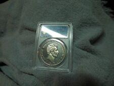 German States 1856-B Brunswick-Wolfenb. 2 Thaler 25th Yr UNC-DMPL Details Coin..
