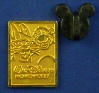 The Jungle Book Logo Walt Disney Home Video Baloo Bagheera Pin # 3499