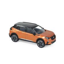 Norev 310912 Peugeot 2008 orange metallic 2020 Maßstab 1:64 Modellauto NEU!°