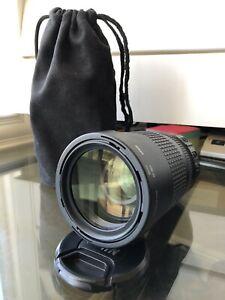 Nikon Nikkor AF-S 70-300mm f4.5-5.6 G ED VR IF Lens AFS - Excellent ++ w/ Caps