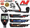 """NEW Minelab GO-FIND 22 Metal Detector With 8"""" WATERPROOF Search Coil"""
