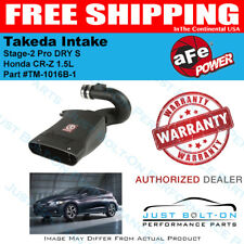 AFE Takeda Stage-2 Pro 5R Intake fits 2011-2016 Honda CR-Z 1.5L - TM-1016B-1