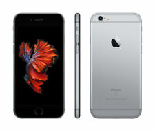 iPhone 6S 32GB Space Gray (Black) Straight Talk &Total Wireless SIM 1Y Warranty