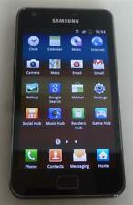 Samsung Galaxy S II GT-I9100 - 16GB - Noble Black (Unlocked) Mobile Smartphone