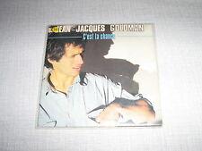 """JEAN-JACQUES GOLDMAN CDS 3"""" AUTRICHE C'EST TA CHANCE"""
