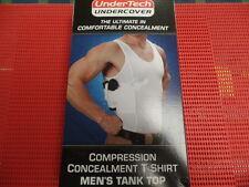UnderTech Undercover Compression Concealment T-Short Men's Tank Top XL