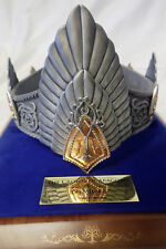 LOTR Crown of Elessar, Aragorn Crown Lord of the Rings