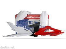 Kit plastiques Polisport  Couleur Origine Husqvarna TC TE 250 450 510 2005-2007