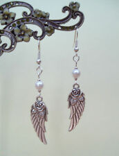 Pearl (Imitation) Silver Plated Costume Earrings