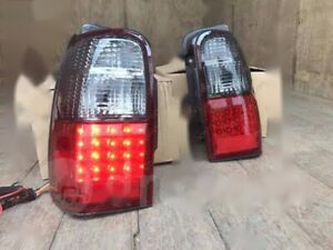 LED Tail Lights Lamps For Toyota Hilux Surf 4 Runner 2pcs 1996-2002