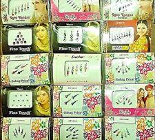 Variety of Indian Eyebrow Bindi, Bindi, Hair & Body Tattoo (Assorted)