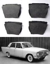 Ford Zephyr Zodiac mk3 Front Brake Pads (1962 - 66)