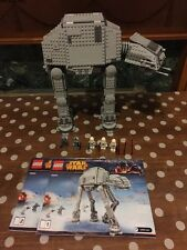 Lego Star Wars 75054 AT-AT 100% Complete with Instructions