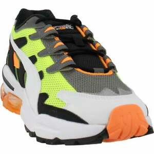 Puma Cell Alien Og Lace Up  Mens  Sneakers Shoes Casual   - Grey,Orange - Size