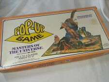 1982 Masters Of The Universe POP-UP Board Game He-Man WHITMAN -preowned complete