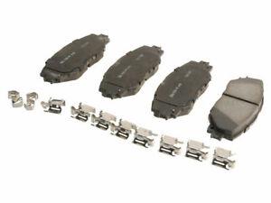 For 2011-2016 Scion tC Brake Pad Set Front AC Delco 11598RX 2013 2012 2014 2015