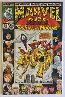 Marvel Age #58 (Jan 1988, Marvel)