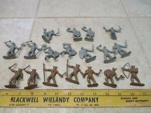 VTG Sword Sorcery HG Toys Fleetwood Replacement Figures Orig Figures Playset L2