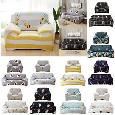 Couch Towel Slipcover Elastic Tight Wrap Home Sofa Cover Furniture Prot Soft