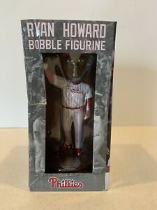 Ryan Howard Bobblehead 58th Home Run Philadelphia Phillies Season Record