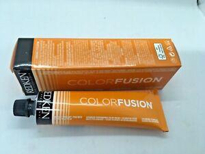 Redken Color Fusion Tube 2.1 Oz Color Creme 5Bc Brown/ Copper New In Box
