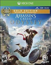 Assassins Creed: odisea-Gold Edition región de Europa clave (Xbox One)