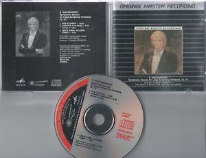 S.Rachmaninov   MFSL  CD  ORIGINAL MASTER RECORDING  ©