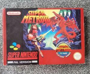 Super nintendo snes games boxed