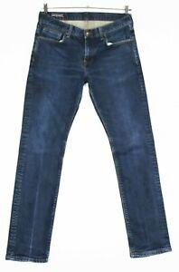 TOMMY HILFIGER DENTON STRAIGHT FIT STRETCH DENIM Mens Jeans Size 33/32