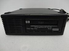 HP DAT160 USB External Tape Drive DAT 160 Q1581A BRSLA-05U2-AC 393643-001