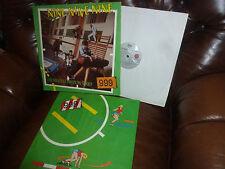 """Nine Nine Nine 999, The Boggest prize in Sport, Punk, German Albion LP, 12"""" 1979"""