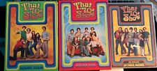 THAT 70's SHOW SEASONS 3,4  7 Complete Seasons VG DVD Sets & King Kelso 10 Hits