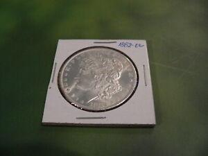 1882 Carson City Morgan Silver Dollar Mint Sealed Uncirculated
