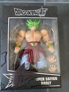 Figurine Bandai Dragon Ball Stars Super Saiyan BROLY Convention SDCC Exclusive
