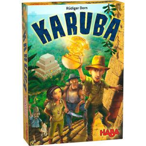 HABA 300932 Game KARUBA
