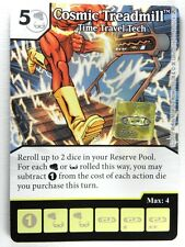 Green Arrow Flash ~ COSMIC TREADMILL Time Travel #88 rare DC Dice Masters card