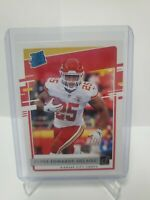 2020 Donruss Clyde Edwards Helaire #321 Rated Rookie Card RC Chiefs Pack Fresh!!