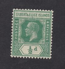 Gilbert and Ellice Islands - KGV - 1/2d MNH  (B3A)