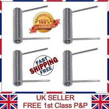 """4 Letter Box Letter plate Replacement Springs Sizes 3/4"""" 1"""" 1 1/4"""" 1 1/2"""""""