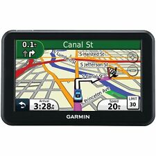 Garmin Nuvi 50LM Touch Screen GPS With FREE Lifetime Map Updates - 5""