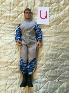 Action Man in Gray Jumpsuit (U)