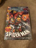 SPIDER-MAN by David Michelinie & Erik Larsen OMNIBUS HARDCOVER HC SRP $100