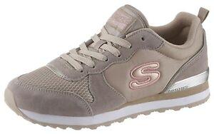 60715141/K Skechers »GoldN Gurl« Sneaker mit Memory Foam Gr.40 NEU