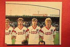 Panini EURO 88 N. 235 SSSR TEAM VERY GOOD / MINT CONDITION!!!