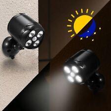 New listing 600 Lumens Pir Motion Sensor Waterproof Spotlight Wireless Outdoor Lights