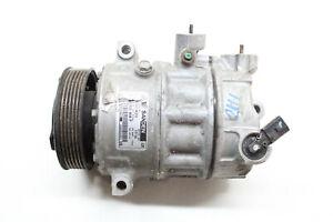 2013 VW PASSAT SEL AC COMPRESSOR 1k0 820 808 F OEM 12 13 14